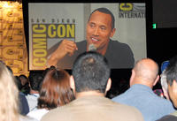 Comic-Con '08: Dwayne Johnson