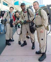 Comic-Con '08: Ghostbusters