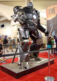 Comic-Con '08: Iron Monger