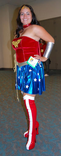 Comic-Con '08: Wonder Woman