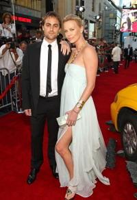 Charlize Theron & Stuart Townsend