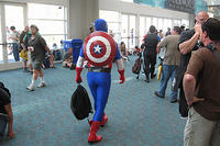 Comic-Con '08: Captain America