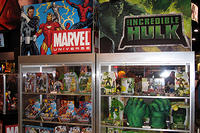 Comic-Con '08: Marvel Toys