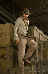 Men: No. 5 - Indiana Jones