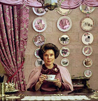 Imelda Staunton as Dolores Umbridge