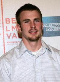 Chris Evans - American Avenger