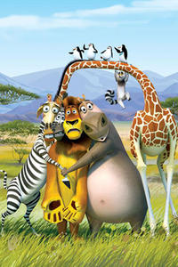 Madagascar: Escape 2 Africa - Animation/Comedy - 11/07