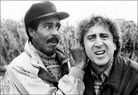 Richard Pryor and Gene Wilder in