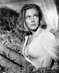26. Honor Blackman