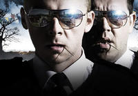 Simon Pegg and Nick Frost in
