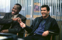 Danny Glover and Mel Gibson in