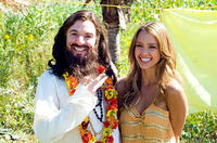 Mismatched Couple #1. The Love Guru - Michael Myers and Jessica Alba