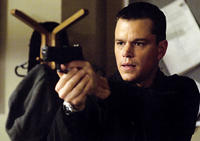 2. Matt Damon as Jason Bourne in The Bourne Ultimatum (2007)