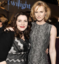 Stephenie Meyer and Melissa Rosenberg