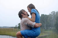 Sexiest Couple #1. The Notebook - Ryan Gosling and Rachel McAdams