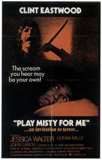 Number 9: Play Misty for Me (1971)