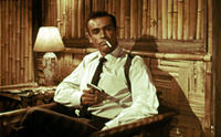 1. Sean Connery as James Bond in Dr. No (1962)