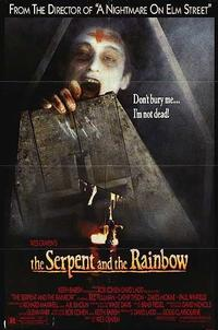 4. The Serpent and the Rainbow (1988)