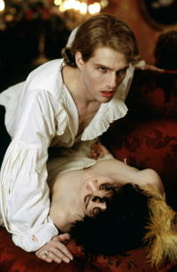 8. INTERVIEW WITH THE VAMPIRE: Tom Cruise