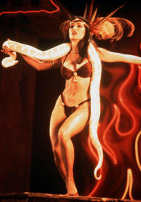 6. FROM DUSK TILL DAWN: Salma Hayek