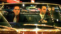Jon Favreau and Vince Vaughn in