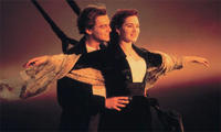 Sexiest Couple #5. Titanic - Leonardo DiCaprio and Kate Winslet