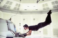 4. Tom Cruise as Ethan Hunt in Mission:Impossible (1996)