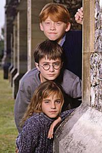 Cumulative Harry Potter Gallery