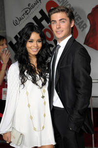Cutest Couple: Vanessa Hudgens and Zac Efron