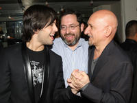Josh Peck and Ben Kingsley