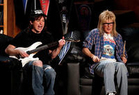 Mike Myers and Dana Carvey in