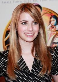 Emma Roberts, Age: 17