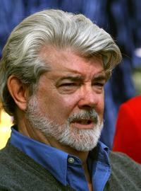 George Lucas at the 2007 Tournament of Roses Grand Marshal at the Tournament of Roses Mansion.