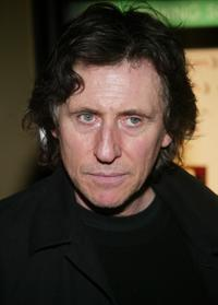 Gabriel Byrne at New York for the special screening of