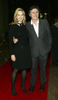 Gabriel Byrne and Laura Linney at the Toronto International Film Festival premiere of