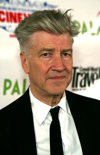 David Lynch at the Brenden Theatres inside the Palms Casino Resort during the CineVegas film festival screening of