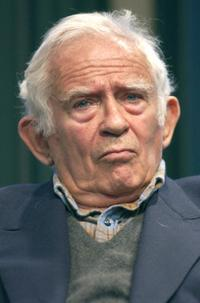 Norman Mailer at the promotion of Lawrence Schillers new book Into the Mirror: The Life of Master Spy Robert P. Hanssen.$.