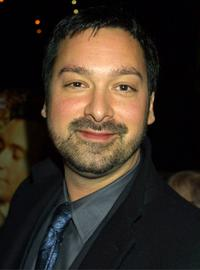 James Mangold at the after party premiere of