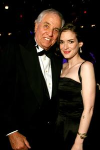 Garry Marshall and Winona Ryder at the Kodak Theatre for the 35th AFI Life Achievement Award tribute to Al Pacino.