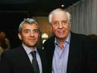 Garry Marshall and Miramaxs Daniel Battsek at the Pacific Design Center at the afterparty for the premiere of Miramaxs