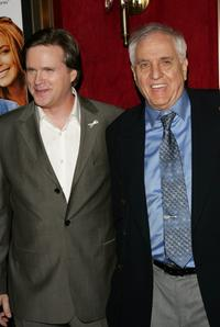 Gary Marshall and Cary Elwes at the Ziegfeld Theatre for the premiere of