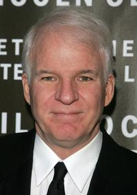 Steve Martin at the Film Society of Lincoln Center 34th annual gala tribute to Diane Keaton.