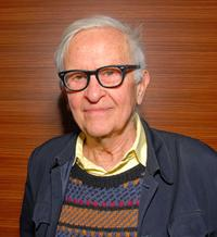 Albert Maysles at the Academy of Motion Pictures Arts and Sciences.