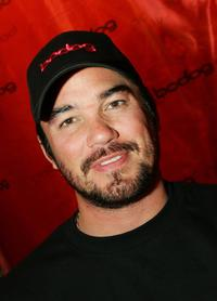 Dean Cain at the World Series of Poker no-limit Texas Hold 'em main event.