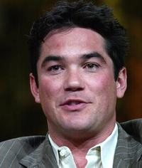 Dean Cain at the TCA Press Tour CBS.