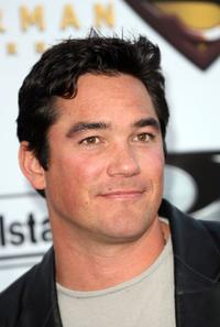 Dean Cain at the California premiere of