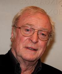 Michael Caine at the London Premiere Party of