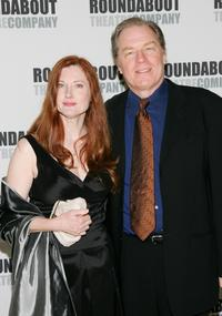 Annette O'Toole and Michael McKean at the Roundabout Theatre Company's Spring Gala 2006.