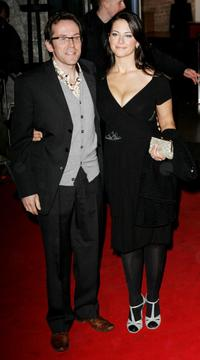Ben Miller and Guest at the tenth Annual British Independent Film Awards.