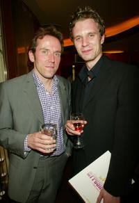 Ben Miller and Luke Mably at
